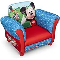 Delta Children Mickey Mouse - Sillón infantil, unisex