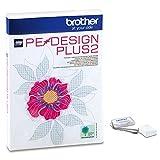 Logiciel de broderie Pe-Design PLUS 2...