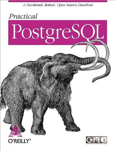 Practical PostgreSQL, (Book/CD-Rom)
