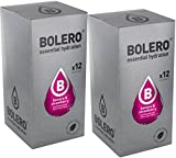 12 x Bolero Powdered Drinks Classic 9 g sachet Cola
