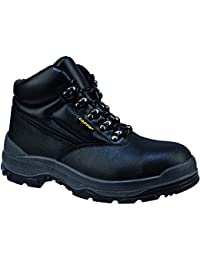 Bnib Boys Himalayan Black Safety Boots Size 3 Adult Clothing, Shoes & Accessories