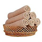 GUO Baby-Windeln Baumwollgaze Windeln Baumwolltuch 10 wiederverwendbare Babytuch gewaschen werden