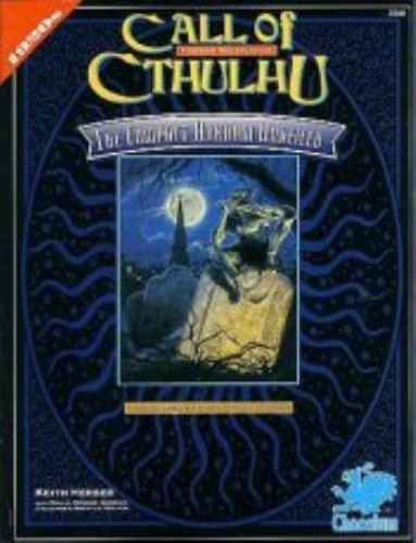 The Compact Arkham Unveiled (Call of Cthulhu Roleplaying.) by Keith Herber (1995-11-02)
