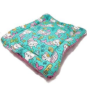 Katzenmatte Katzenbettchen – Meerkatze – mit Katzenminze/Baldrian