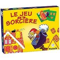 Piatnik 7502 Jeu d'Ambiance - Le Jeu de La Sorcière
