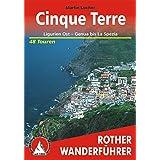 Cinque Terre: Ligurien Ost - Genua bis La Spezia. 48 Touren (Rother Wanderführer)