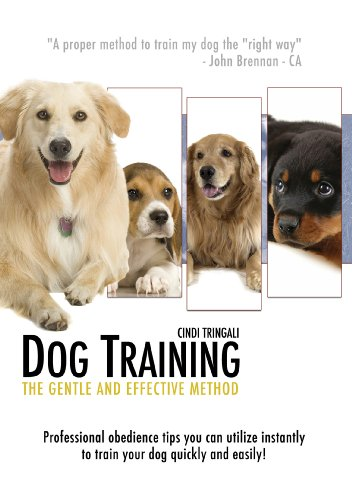 Dog Training: The Gentle & Effective Method [DVD] [Region 1] [NTSC] [US Import] (Training Dog 1)