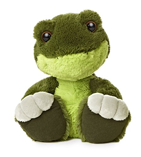 Aurora World Taddle Toes Bruno Brontosaurus Plush by Aurora World