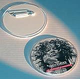 Schnapp-Button zum Selbermachen ohne Maschine 60mm 100er-Pack