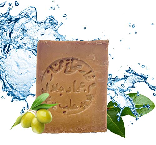 Carenesse Aleppo Seife 60% Olivenöl 40% Lorbeeröl