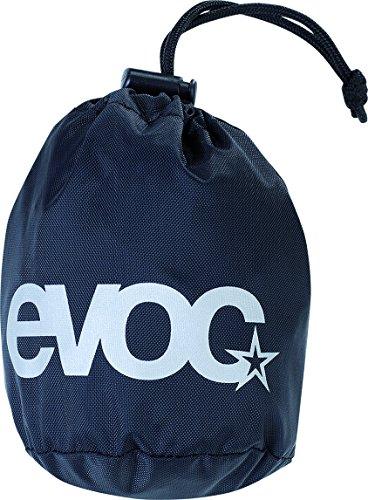 EVOC - Protezione antipioggia per zaino, 25-45litri, 70 x 35 x 25 cm, Rosso (rosso), 70 x 35 x 25 cm Nero - nero