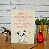 Mother's Day Card from Dog