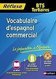 Vocabulaire d'espagnol commercial BTS tertiaires