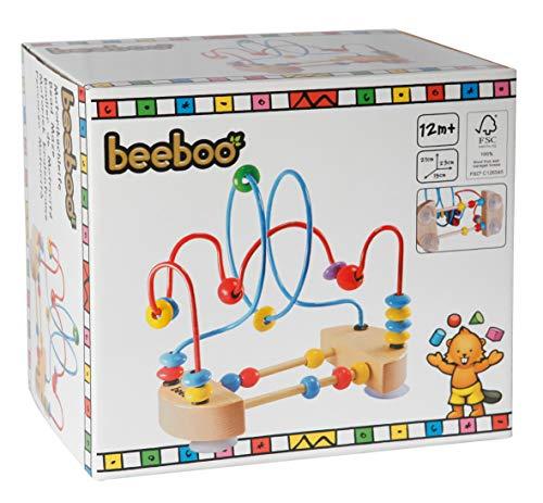 Imagen principal de beeboo The Toy Company 34002 - Motor lazo con ventosa [Importado de Alemania]