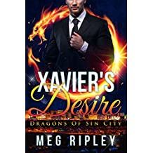 Xavier's Desire (Dragons Of Sin City)