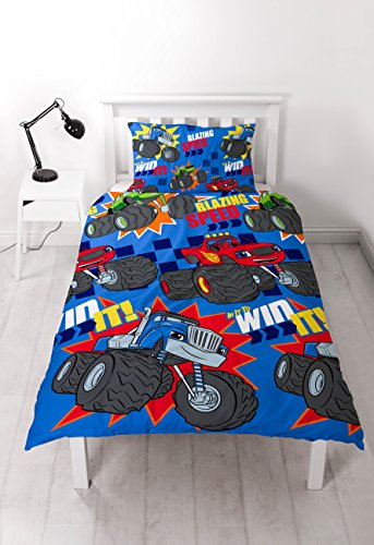 blaze-and-the-monster-machines-zoom-single-duvet-bedding-set-repetitive-print-design