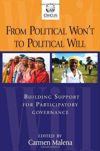 From Political Won't to Political Will: Building Support for Participatory Governance