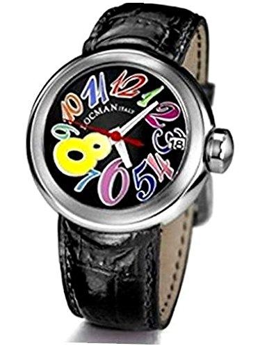 Locman 034000BK0CO1PSK Montre à bracelet pour femme