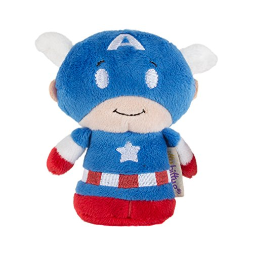 Hallmark Marvel Captain America Itty Bitty