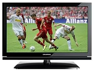Grundig 22 VLE 8120 BG 56 cm (22 Zoll) LED-Backlight-Fernseher (Full-HD, DVB-T/C/S2) schwarz