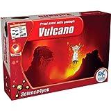 Science4you–Vulcano–Lernspiel und wissenschaftlichen