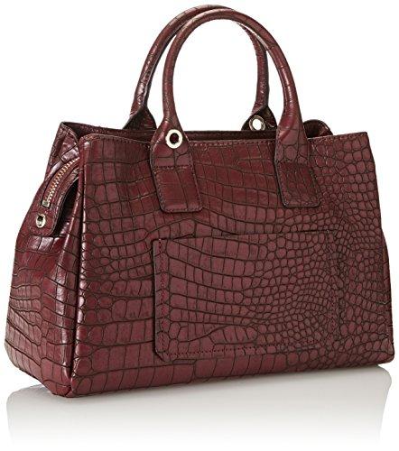 Guess Hwcg5067230, Borsa a Mano Donna, 14 x 23.5 x 36.5 cm (W x H x L) Rosso (Bordeaux)