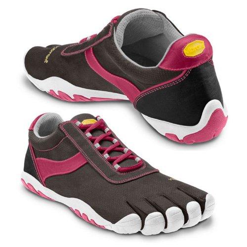 Vibram fiveFingers speed xC-chaussures d'extérieur - Black/Rose/White