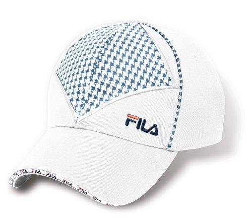 Fila Golf Pesaro Cap,White (Size1)