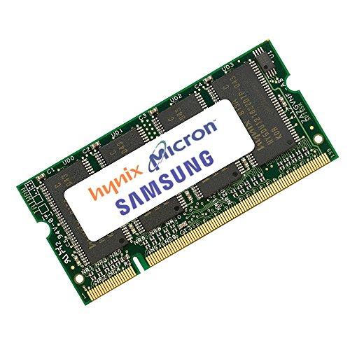 512MB Arbeitsspeicher RAM Clevo M550J (PC2700) - Laptop-Speicher Verbesserung - OFFTEK -