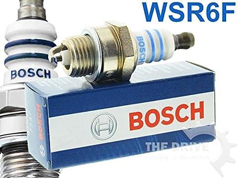 Bosch Bleu Bougie d'allumage wsr6F 75470242240506–879