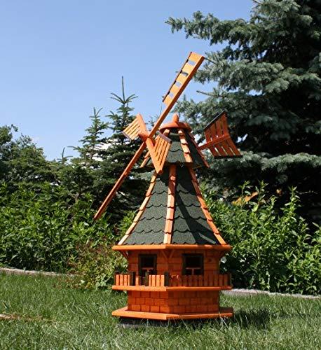 Große Windmühle, grün Typ 6