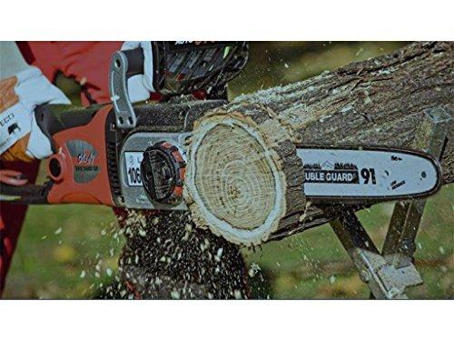 Grizzly Elektro Kettensäge EKS 2440 QT Test Kamin Holz Note 1,5 elektrische Ketten Motor Säge