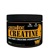 Best Creatine Supplements - Grenade Essentials Creatine 250g (50 servings) Review
