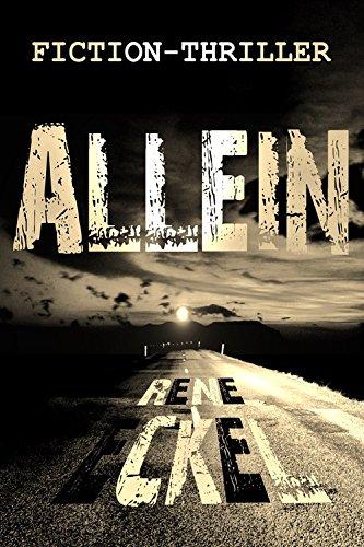 Buchseite und Rezensionen zu 'Allein' von Rene Eckel