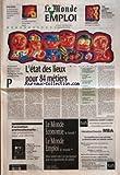 Telecharger Livres MONDE EMPLOI LE du 11 12 1996 MANAGEMENT LA CRISE DE CONFIANCE DES SALARIES FRANCAIS PREND DES PROPORTIONS INQUIETANTES TRIBUNE PAR CATHERINE BARBAROUX ET BRUNO GENTIL ANNONCES CLASSEES DANS LE MONDE EMPLOI DU 18 DECEMBRE LES PYRAMIDES DES AGES DANS LES ENTREPRISES L ETAT DES LIEUX POUR 84 METIERS UN DOCUMENT RETRACE L EVOLUTION DE L EMPLOI ET DU CHOMAGE PAR FAMILLES PROFESSIONNELLES PAR ALAIN LEBAUBE DOSSIER CERTAINES PROFESSIONS EN POINTE OFFRENT PEU DE GARANTIES (PDF,EPUB,MOBI) gratuits en Francaise