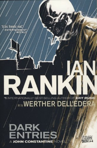 Dark Entries (Graphic Novel) by Ian Rankin (2010-09-24)