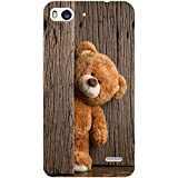 TREECASE Designer Printed Soft Silicone Back Case Cover For Reliance jio Lyf water 3