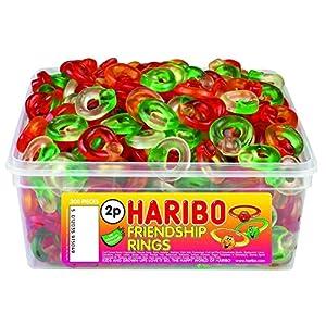 Haribo Friendship Rings (Tub of 300)
