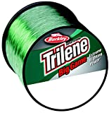 Berkley Trilene Big Game 0,38mm green 600m