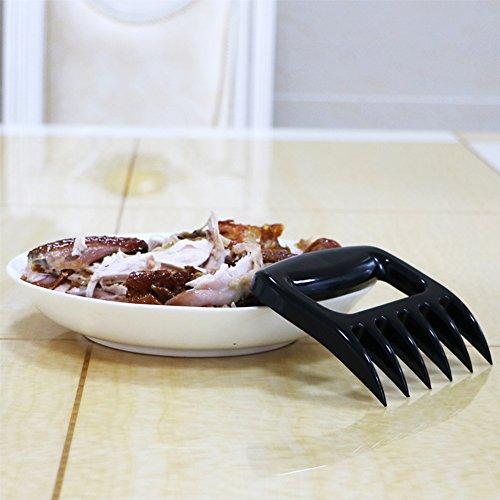 2 Bbq Kche Schweinefleisch Huhn Fleisch Aktenvernichter Brentatze Klauen Schnitzel Grillbesteck
