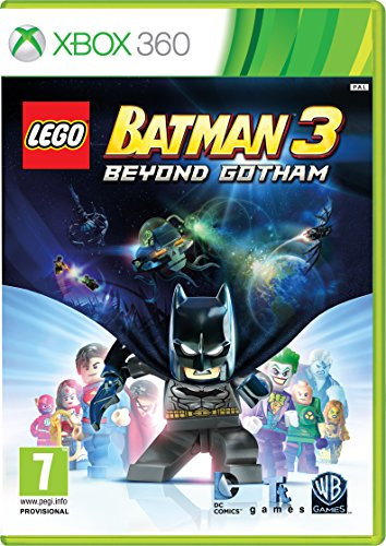 Compare LEGO Batman 3: Beyond Gotham (Xbox 360) prices