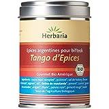 Herbaria Epices Argentines pour bifteck Tango d'épices Bio 100 g