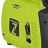 Stromerzeuger, Generator, Stromaggregat, Inverter-Technologie 2000 W, 2,5 L Tank