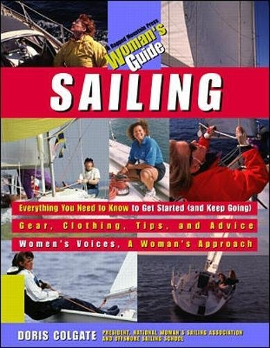 Price comparison product image Sailing: A Woman's Guide (International Marine-RMP)