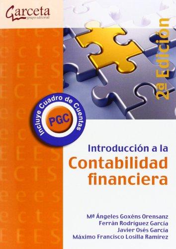 Introducción a la contabilidad Financiera (Texto (garceta))