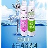 Salulu Fresh & Lasting Body Perfume Men & Women ( Rose & Aloe Flavour)