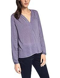ESPRIT Collection Damen Regular Fit Bluse 095EO1F005