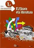 EKI DBH 1. Euskara eta Literatura 1. Lan-koadernoa 1.2 (EKI 1) - 9788415586135