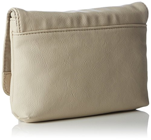 Tamaris - Anka Clutch Bag, Stringate Donna Beige (Beige (stone 205))