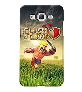 Sai APH Printed Hard Back Cover for Samsung Galaxy Grand Max